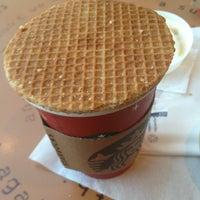Photo taken at Starbucks by Emre B. on 1/14/2013