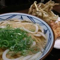 Photo taken at Marugame Seimen by Hironori S. on 1/31/2013