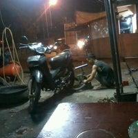 Photo taken at Terminal Lebak Bulus by Ucok Siahaan on 12/15/2012