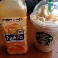 Photo taken at Starbucks by Tiffanie R. on 4/12/2013