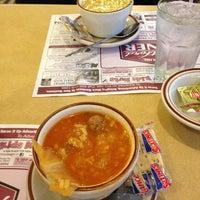 Photo taken at Stratford Diner by Tiffanie R. on 4/23/2013