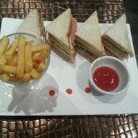 Photo taken at Richony Cafè by Hossam A. on 11/19/2012