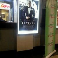 Photo taken at Fox Cineplex by Corazone G. on 11/3/2012
