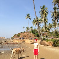 Photo taken at Goa by Иван К. on 12/27/2012