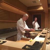 Photo taken at Sushi Tokami by Charles C. on 4/24/2015