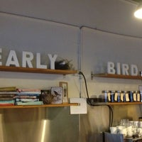 Photo taken at Early Bird Cafe by Hanna F. on 5/29/2013