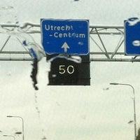 Photo taken at A2 (8, Utrecht-Centrum) by AJ A. on 11/1/2012