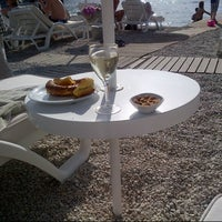 Photo taken at Beach Bar & Restaurant by Lale A. on 5/25/2013