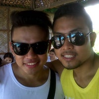 Photo taken at Sea Breeze Resort and Restaurant by Reuben M. on 3/24/2013