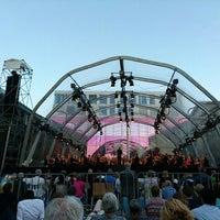 Photo taken at Oper für alle by Leneshka on 7/9/2016