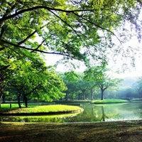Photo taken at Yoyogi Park by Sonny_B on 7/7/2013