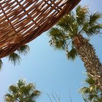 8/14/2014 tarihinde Pinar K.ziyaretçi tarafından Meteor Beach'de çekilen fotoğraf