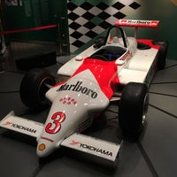 Photo taken at 大賽車博物館 / Museu do Grande Prémio / Grand Prix Museum by Masato Y. on 2/19/2017