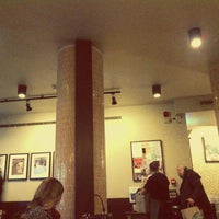 Photo taken at Starbucks Reserve by Leila on 3/6/2013