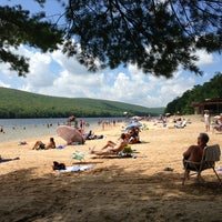 Photo taken at Mauch Chunk Lake Park by Anthony S. on 7/5/2013