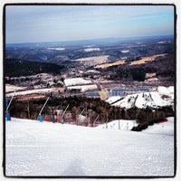 Photo taken at Blue Mountain by Anthony S. on 2/13/2013