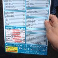 Photo taken at Dog & Sauce Dinho by Fabrício M. on 10/31/2013