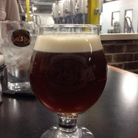 Photo taken at Brau Brothers Brewing Company by Angie Q. on 11/23/2013