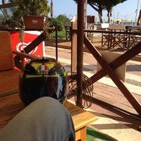 Photo taken at Safari Cafe by Huseyin A. on 9/27/2015