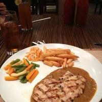 Photo taken at Glosis® European Food by Ayu J. on 2/21/2013