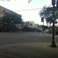 Downtown McAllen TX