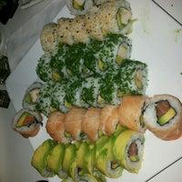 Photo taken at Niu Sushi by Valentina V. on 7/2/2013
