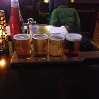 Photo taken at The New York Beer Company by Anne M. on 1/18/2013