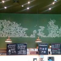 Photo taken at Starbucks by Роман М. on 3/19/2014