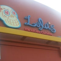 Photo taken at Lola's Mexican Cuisine by Carmel T. on 11/16/2012