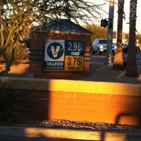 Photo taken at VALERO CORNER STORE by Brian L. on 12/29/2012