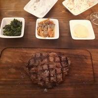 1/16/2018 tarihinde Yasemin K.ziyaretçi tarafından Ethçi Steakhouse'de çekilen fotoğraf