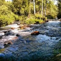 Foto diambil di Banias Waterfall oleh Yuval S. pada 3/28/2013