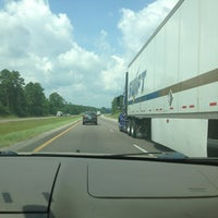 Photo taken at I-65 & AL-113 by Ian C. on 6/8/2013