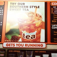 Photo taken at Dunkin Donuts by Pam B. on 2/12/2013