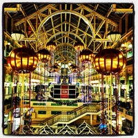 Photo taken at St Stephen's Green Shopping Centre by Mo D. on 12/3/2012
