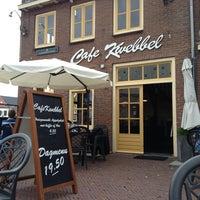 Photo taken at Café Kwebbel by Sven D. on 8/11/2013