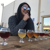 Photo taken at Cleophus Quealy Beer Company by Carena C. on 2/12/2017