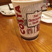 Photo taken at Costa Coffee by Gozde S. on 11/9/2012