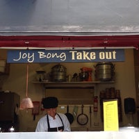 Photo taken at Joy Bong by Rob S. on 1/31/2014
