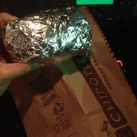 Photo taken at Chipotle Mexican Grill by T on 5/24/2013