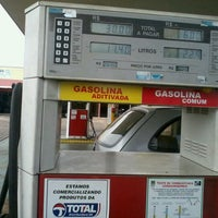 Photo taken at Posto LG by Ariano S. on 11/7/2012