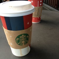 Photo taken at Starbucks by Xuan T. on 12/28/2012