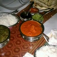 Photo taken at Aashirwad by Julie B. on 10/28/2012