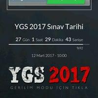 Photo taken at Akhisar Anadolu Öğretmen Lisesi by İrem K. on 2/13/2017