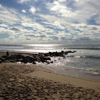 Снимок сделан в Ditch Plains Beach пользователем jeff l. 10/8/2012