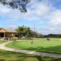 Photo taken at Torrey Pines Golf Course by Mathew R. on 10/21/2012