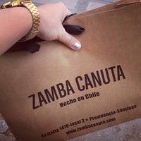 Photo taken at Zamba Y Canuta by Josefina P. on 10/27/2012