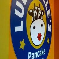 Photo taken at Lulu Belle's Pancake House by Dan S. on 1/19/2013