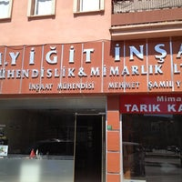 Photo taken at M.Yiğit İnşaat by Elif Y. on 9/6/2013
