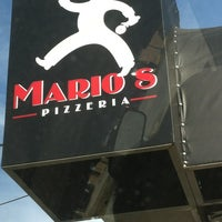 Photo taken at Mario's Flying Pizza by Lyndsay P. on 11/21/2012